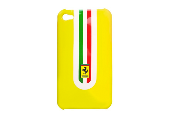 iPhone Ferrari Cover